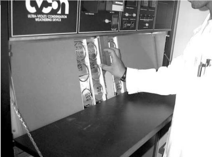 Prova durata serramenti UVCON