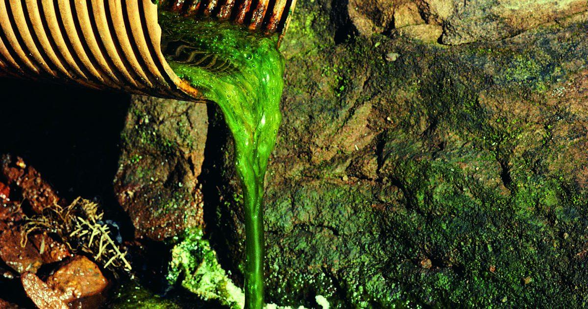 Depurazione delle acque di scarico