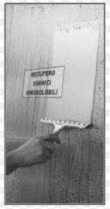 Recupero vernici manuali