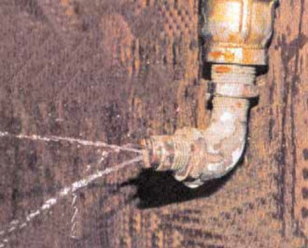 corrosione cabine di verniciatura