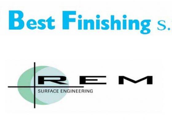 Logo rem best finishing