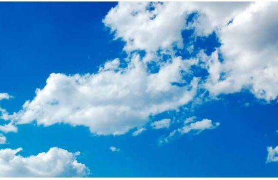 Nuvole cielo 1