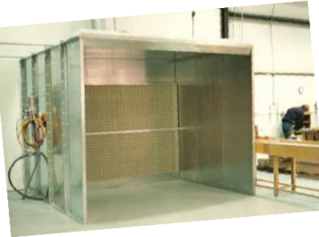 Preventivi cabine verniciatura
