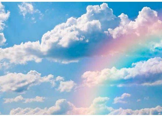 Cielo arcobaleno