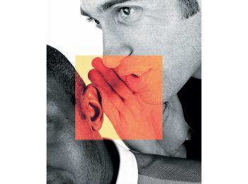 Metafore parlare all'orecchio comunicazione