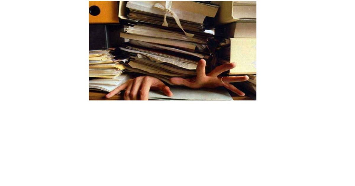 burocrazia salva consulenti