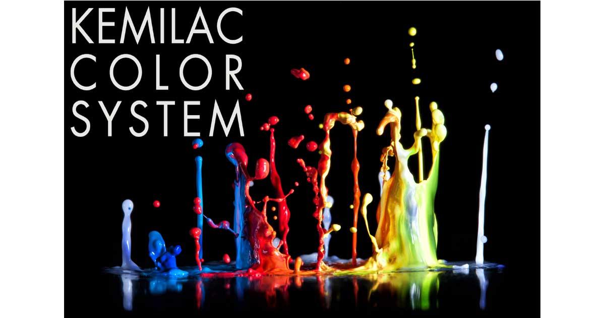 KEMILAC COLOR SYSTEMKEMILAC COLOR SYSTEMKCS 4.0 di Kemichal